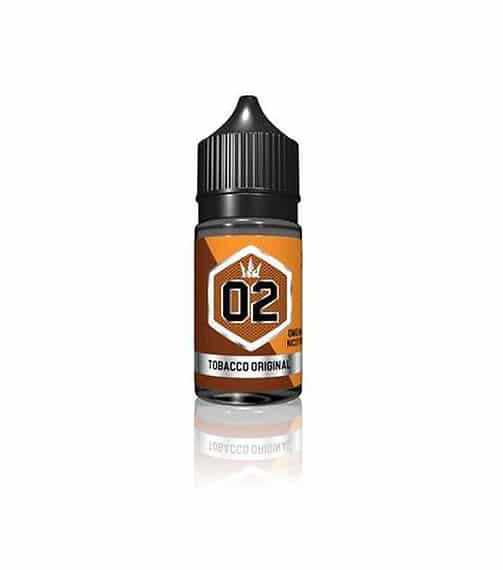 Tobacco Original by Crown Eliquid