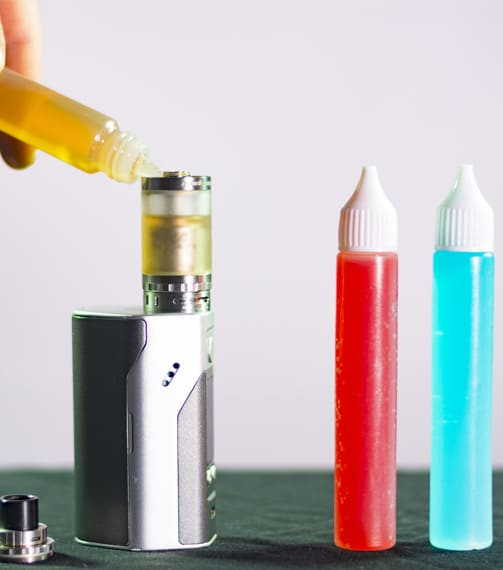 How Does My E Liquid Change Color In The Tank Discount Vape Pen