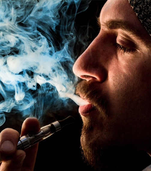 Why Do I Get E-Liquid In My Mouth During Vaping? | Discount Vape Pen