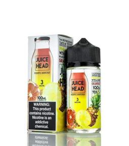 Pineapple Grapefruit by Juice Head Eliquid