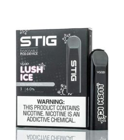 VGOD Stig Lush Ice Disposable Device