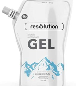 resolution glass cleaner