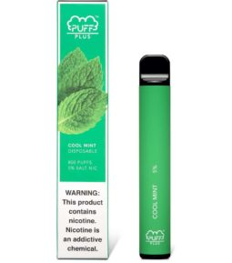 Puff Plus Mint