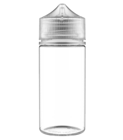 Chubby Gorilla - 100ml Clear Bottle
