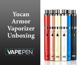 yocan armor concentrate vape review