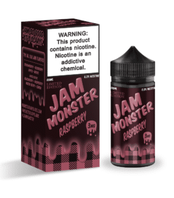 Raspberry Jam Monster Eliquid