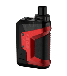 Geekvape Aegis hero Pod Mod Kit red