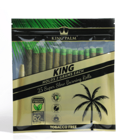 King Palm King Size 25 pack