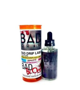 bad blood by bad drip 60ml